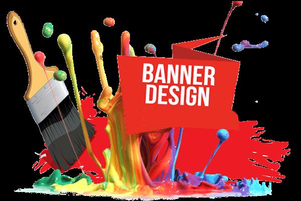Graphics bnner design